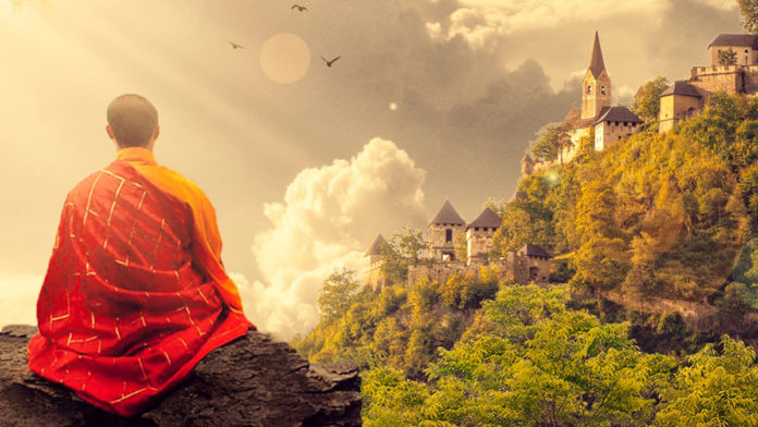 8 passos para ser feliz - ensinamentos de Buda - caminho octuplo - Saber Coletivo